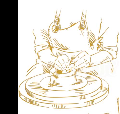 Illustration poterie